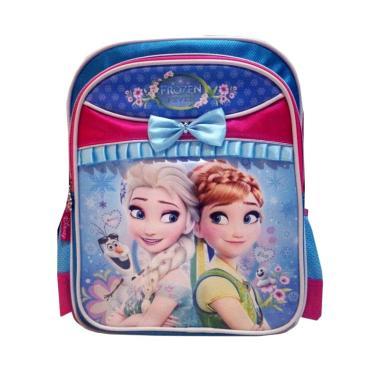 Bravery Disney New Frozen Fever Elsa Anna Pita - Tas Sekolah