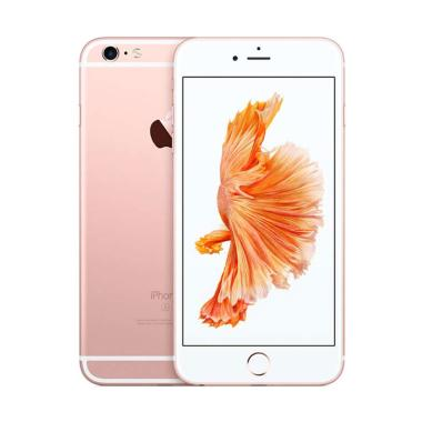 Apple iPhone 6S 64 GB Smartphone - Rose Gold FREE TEMPERED GLASS