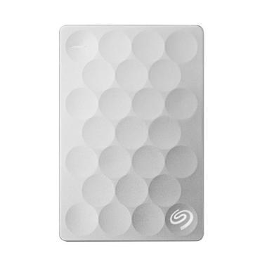 Seagate Backup Plus Ultra Slim 1TB Platinum Free Softcase