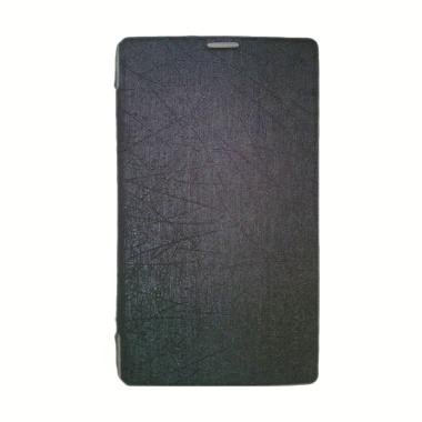 VR Leather Bookcover Flip Cover Casing for Lenovo Tab 2 A7-30 - Grey