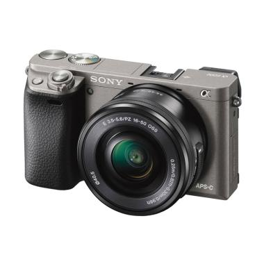 Sony Alpha a6000 Mirrorless Digital ... h 16-50mm Lens - Graphite
