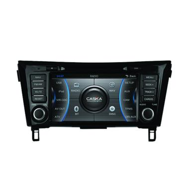 Caska Head Unit / TV Mobil / Audio ... e Mobil for Nissan Xtrail