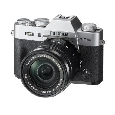 Fujifilm X-T20 Kit XC 16-50mm F3.5- ... attery Np-w126s - Witacom