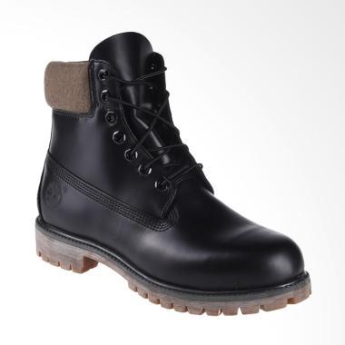 Timberland Icon 6 Inch Premium Boot Sepatu Pria - Olive Black