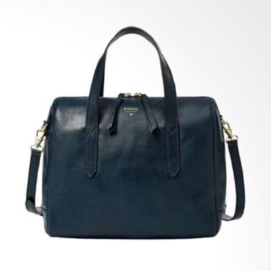 Fossil Sydney ZB 5486928 Satchel Bags Wanita - Blue