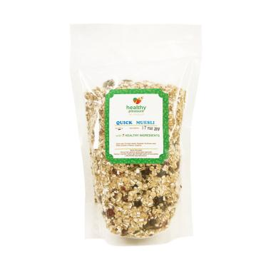 Healthy Pleasure Natural Quick Muesli Sereal [450 g]