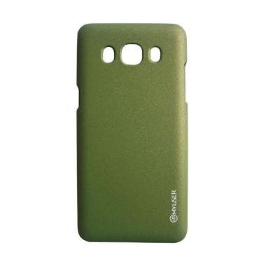 Myuser Colorado Hardcase Casing for Samsung Galaxy Z2 - Hijau
