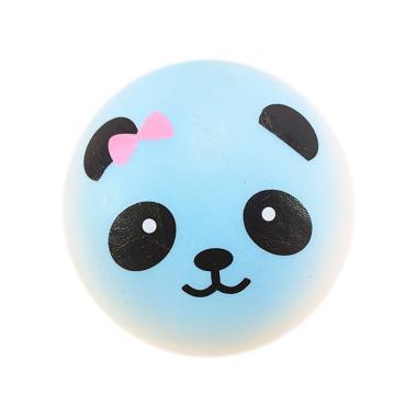 Chocobi Slime Jumbo Candy Panda Squishy Gantungan Kunci