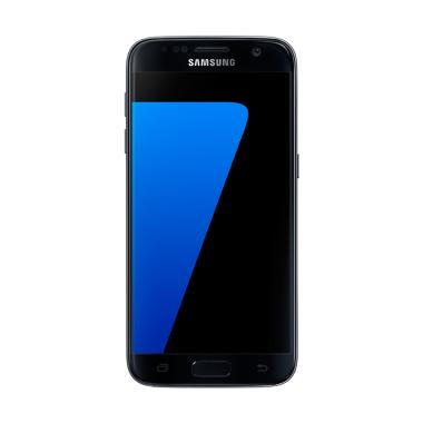 Samsung Galaxy S7 SM-G930 Smartphone - Black [4 GB/32 GB/Direct Samsung]