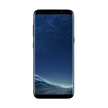 Samsung Galaxy S8 Plus SM-G955 Smartphone - Midnight Black [64GB/ 4GB]