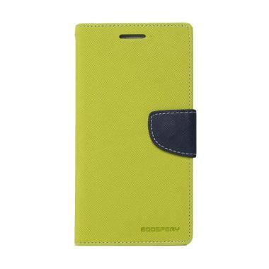Mercury Fancy Diary Casing for Xiaomi Note - Mint Biru Laut