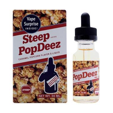 Steep PopDeez Limited and Premium Import E-Liquid [3 mg]