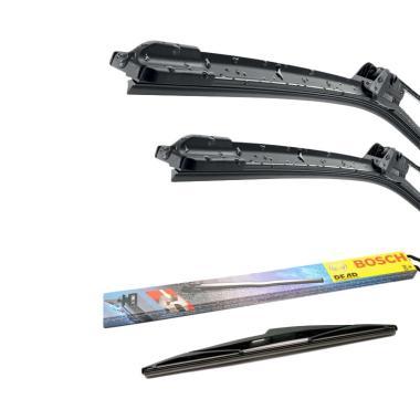 Bosch Clear Advantage Frameless Wiper Mobil for Fortuner [3 pcs]
