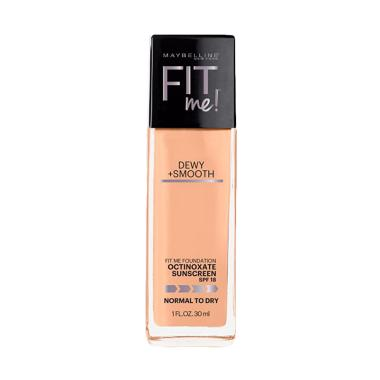 Maybelline Fit Me Dewy + Smooth Foundation - 115 Ivory