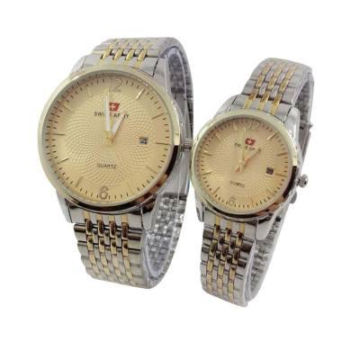 Swiss Army SA2261 Jam Tangan Couple