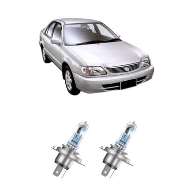 Osram H4 Low Beam Lampu Mobil For Toyota Soluna [12 V/55 W] NBU-H4 64193NBU