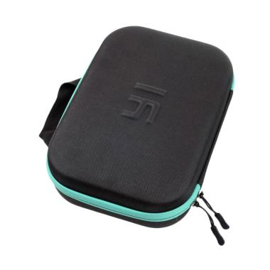 Teiton Hardcase Carrying Casing for XiaoMi Yi Action Camera - Hitam