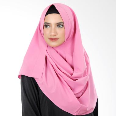 Cantik Kerudung Ariana Jilbab Instant - Purplish Pink