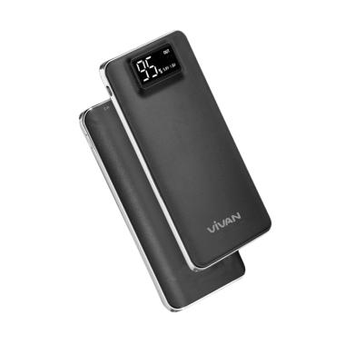 Jual VIVAN D11 Powerbank with LCD Display - [11000 mAh/2 USB Port] Harga Rp Segera Hadir. Beli Sekarang dan Dapatkan Diskonnya.