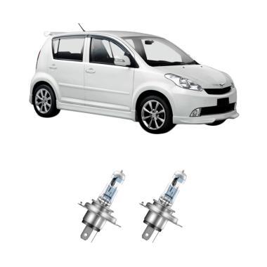 Osram NBU H4 Low Beam Lampu Mobil For Daihatsu Sirion [12 V/55 W] H4 64193NBU