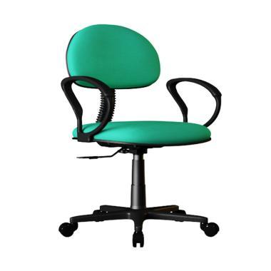 Alvero Chair AH-902-T Type Standard Oscar Kursi Kantor - Hijau