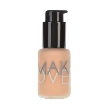 Make Over Ultra Cover Liquid Matt Foundation - 05 Velvet Nude