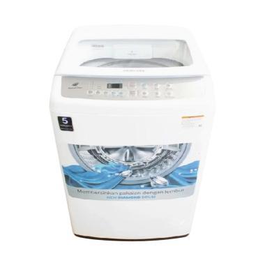 Samsung WA80H4000SW Mesin Cuci [Top Loading/8 Kg/Khusus Jabodetabek]