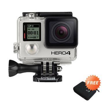 GoPro Hero 4 Black Edition Action C ...  POV Case 3.0 Black Small