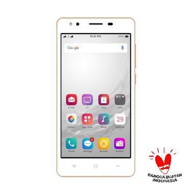 POLYTRON 4G503 Flaz Smartphone - Go ... GB/5 Inch/Garansi Resmi]