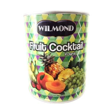 Wilmond Fruit Cocktail In Syrup Canned Minuman Buah Kaleng [825 g]