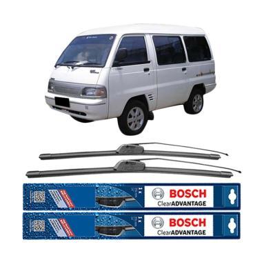 harga Bosch New Clear Advantage Frameless Wiper for Mitsubishi Colt T120 SS [16 dan 16 Inch] Blibli.com