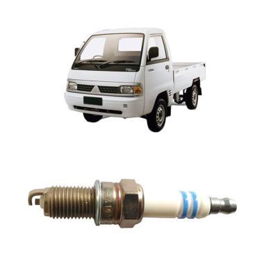 harga Bosch WR8DPP30W Busi Mobil for Mitsubishi Colt T120 1.5i Pick Up - White Blibli.com