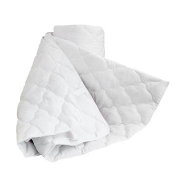 Super Deal - Dunlopillo Mattress Protector - White [200x100 cm]
