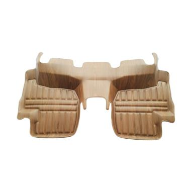 Frontier Karpet Mobil Set untuk Daihatsu Terios - Wooden