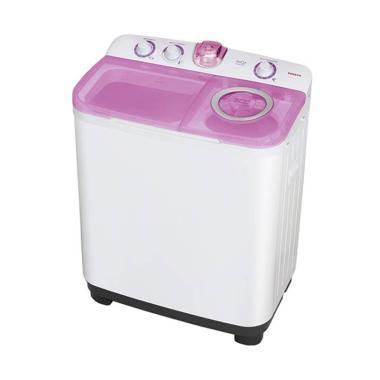 Sanken TW-9900 Mesin Cuci - Putih P ... 5 kg/ Khusus Jabodetabek]