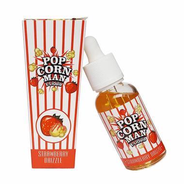 Popcornman Steep Limited and Premium Import E-Liquid [3 mg]