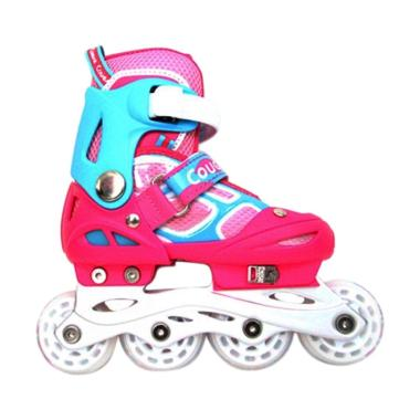 Cougar MZS835LSG ADJ. Inline Skate  ... oda - Pink Purple [30-33]
