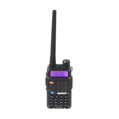 Baofeng UV-5RT HT Pofung Dual Band UHF VHF Radio Walkie Handy Talky