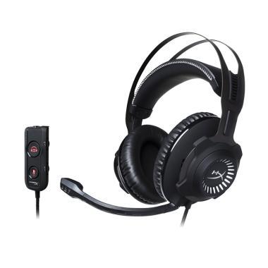 harga Kingston HyperX Cloud Gaming Headset Revolver S [HX-HSCRS-GM/AS] Blibli.com