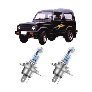 Osram H4 64193NBU Low Beam NBU Lampu Mobil Untuk Suzuki Katana [12V/ 55W]