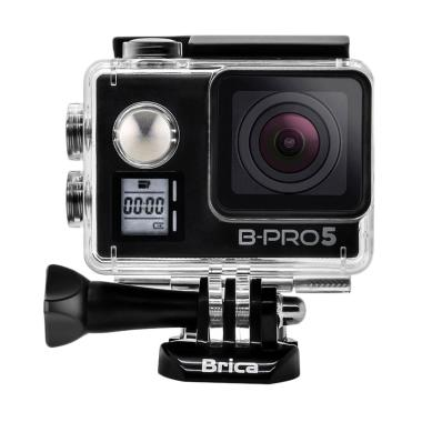 BRICA B-PRO 5 Alpha Edition Version ... ry + Dual Charger - Hitam