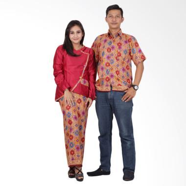 batik-putri-ayu-solo_batik-sarimbit-modern-semi-sutra-prada-srd200-merah_full03 Koleksi Daftar Harga Model Batik Wanita Modern Teranyar waktu ini