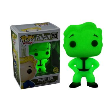Funko POP! Vinyl 6144 Fallout Vault Boy Glow In The Dark Action Figure