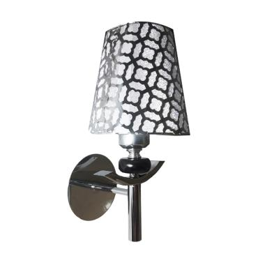 Best Lighting D27 SN Lampu Dinding Kamar - Silver
