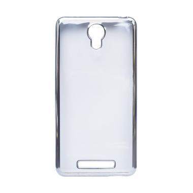 OEM Ultrathin Iphoria Shining Casing for Xiaomi Redmi3 Pro - Silver