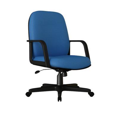 Verona Chair KS-400-HK Type Standard Oscar Kursi Kantor - Biru