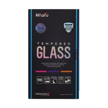 HIKARU Tempered Glass Screen Protector for Xiaomi Redmi 4A - Clear
