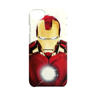Indocustomcase Iron Man Casing for Apple iPhone 7 Plus