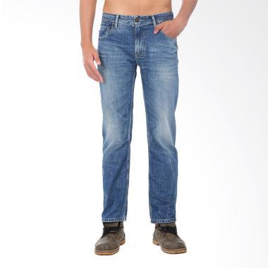 Bushido Jeans Miyamoto 001 BM001ABL ...  Indigo Celana Jeans Pria