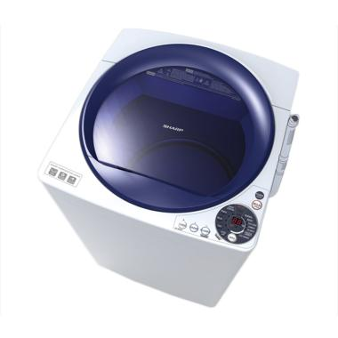 SHARP ES-M805P-WB Megamouth Series  ...  Tabung/8 kg/Top Loading]